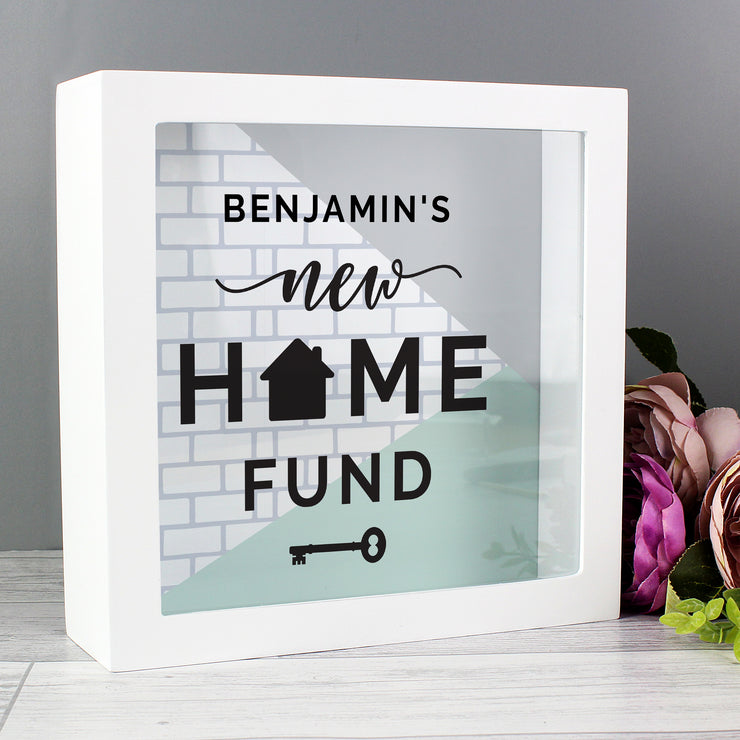 Personalised New Home Fund Box