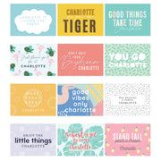 Custom Name Motivational Quotes Calendar