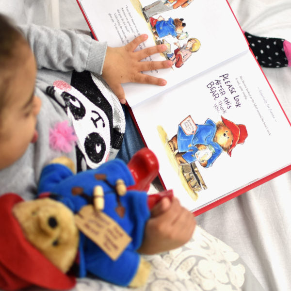 Paddington Personalised Story Book and Plush Toy Giftset