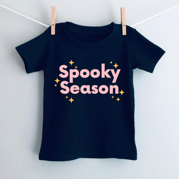 Spooky Season Kids Halloween T-Shirt