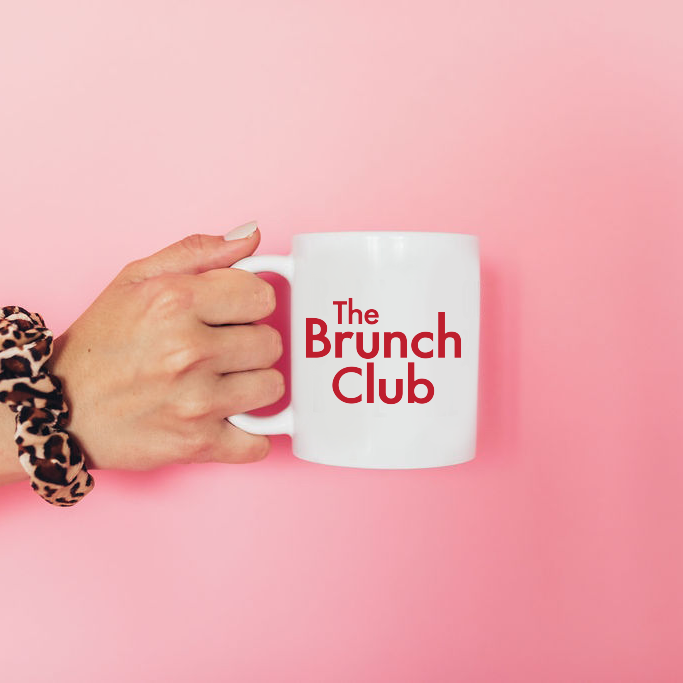 The Brunch Club Mug