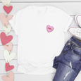 Personalised Year Love Heart T-shirt