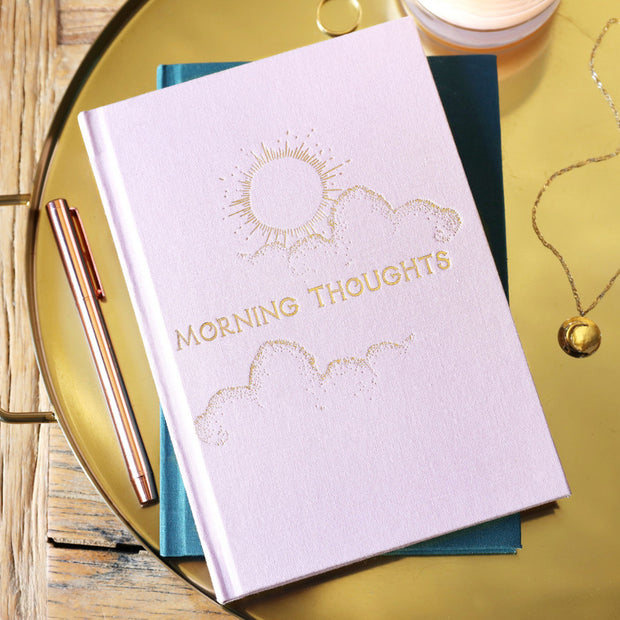 Two Way 'Morning and Night' Thoughts Notebook