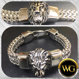 Judah - Gold & Silver (Stainless Steel)