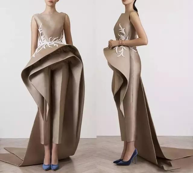 High Quality Fashion Long Prom Gown Custom Made