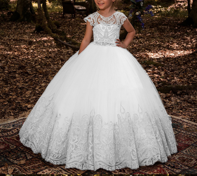 Girls Ball Gown