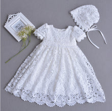 Load image into Gallery viewer, Newborn Baby Baptism Dress