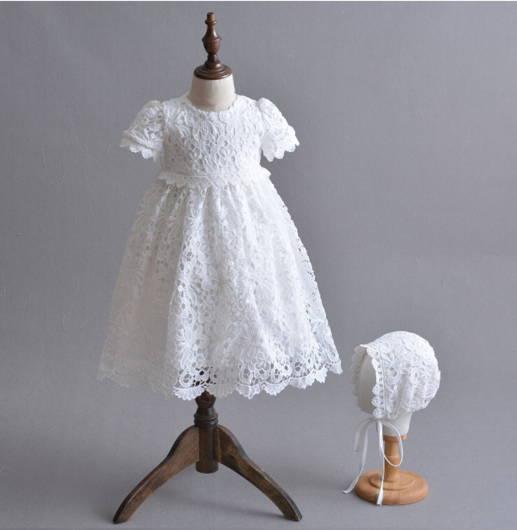 Newborn Baby Baptism Dress