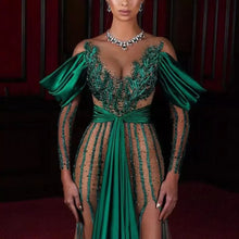 Charger l'image dans la galerie, Luxury Long Evening Dress