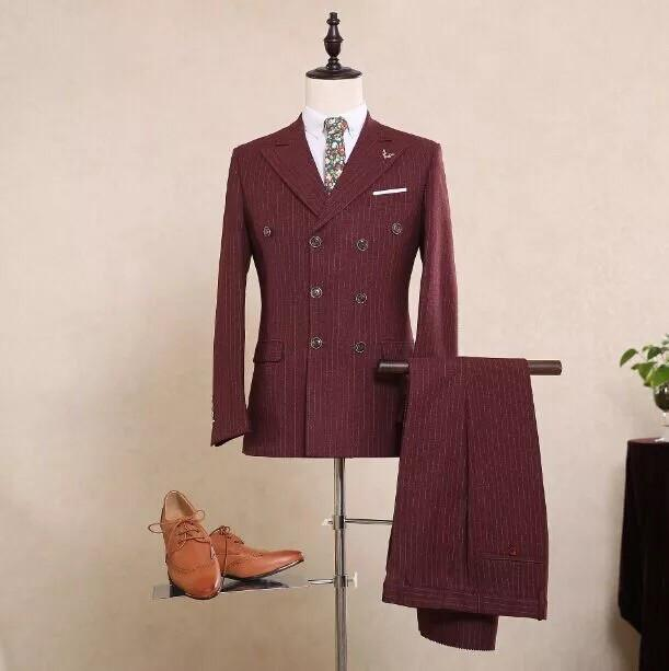 Customized Wedding Men Suit