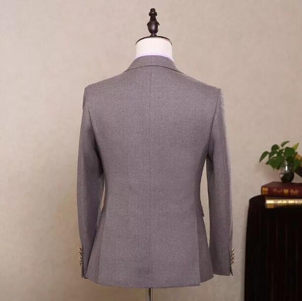 Slim Fit Groom Tuxedos
