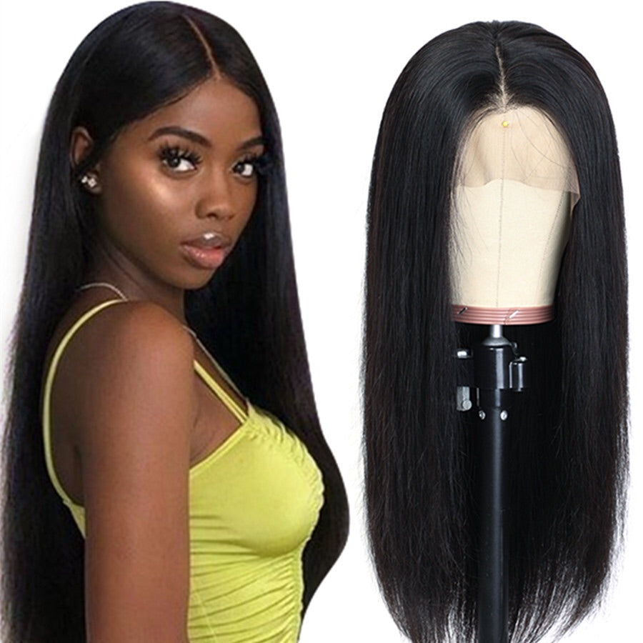 30 Inch Straight Lace Front Wig