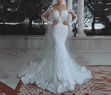 Load image into Gallery viewer, Dubai Africa Luxury Bridal Gown