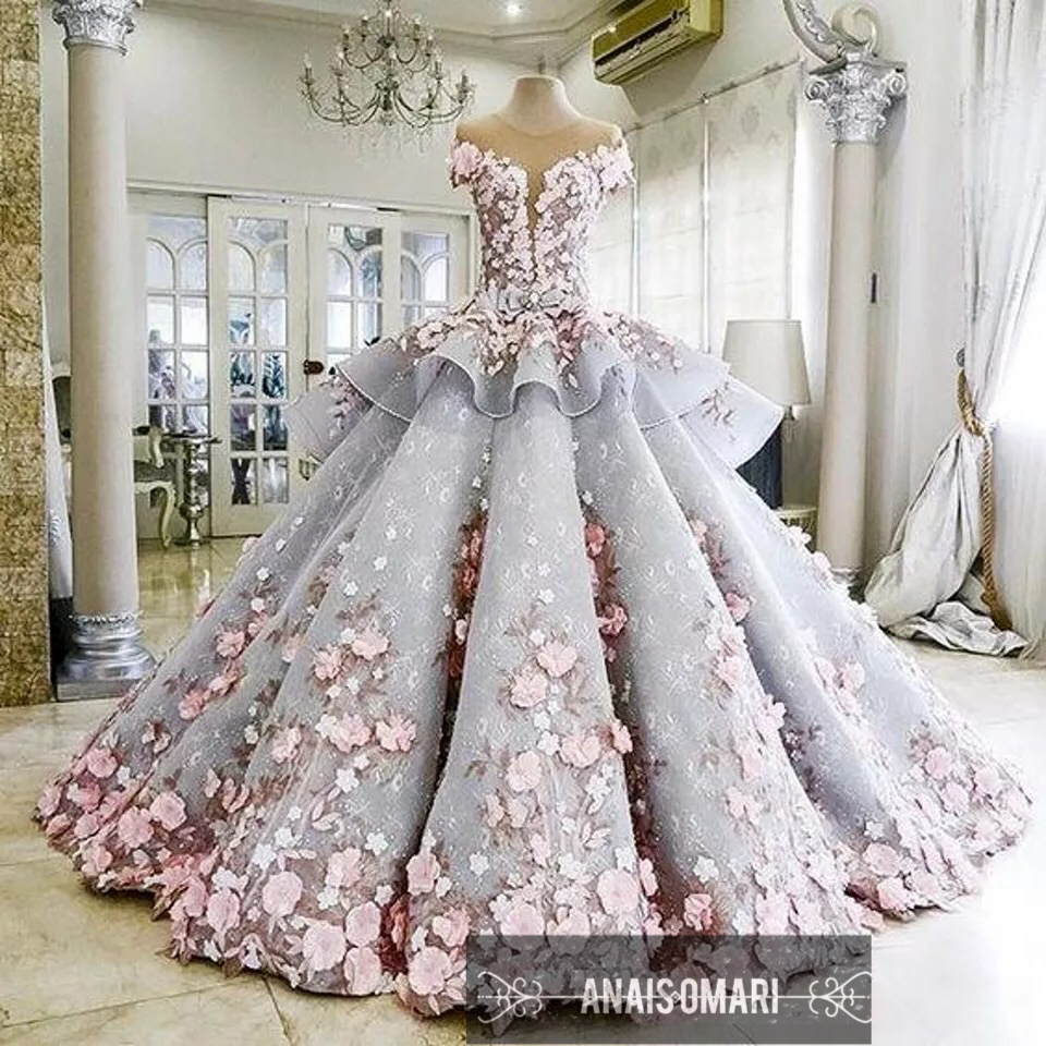 Quinceanera Luxury Ball Gown