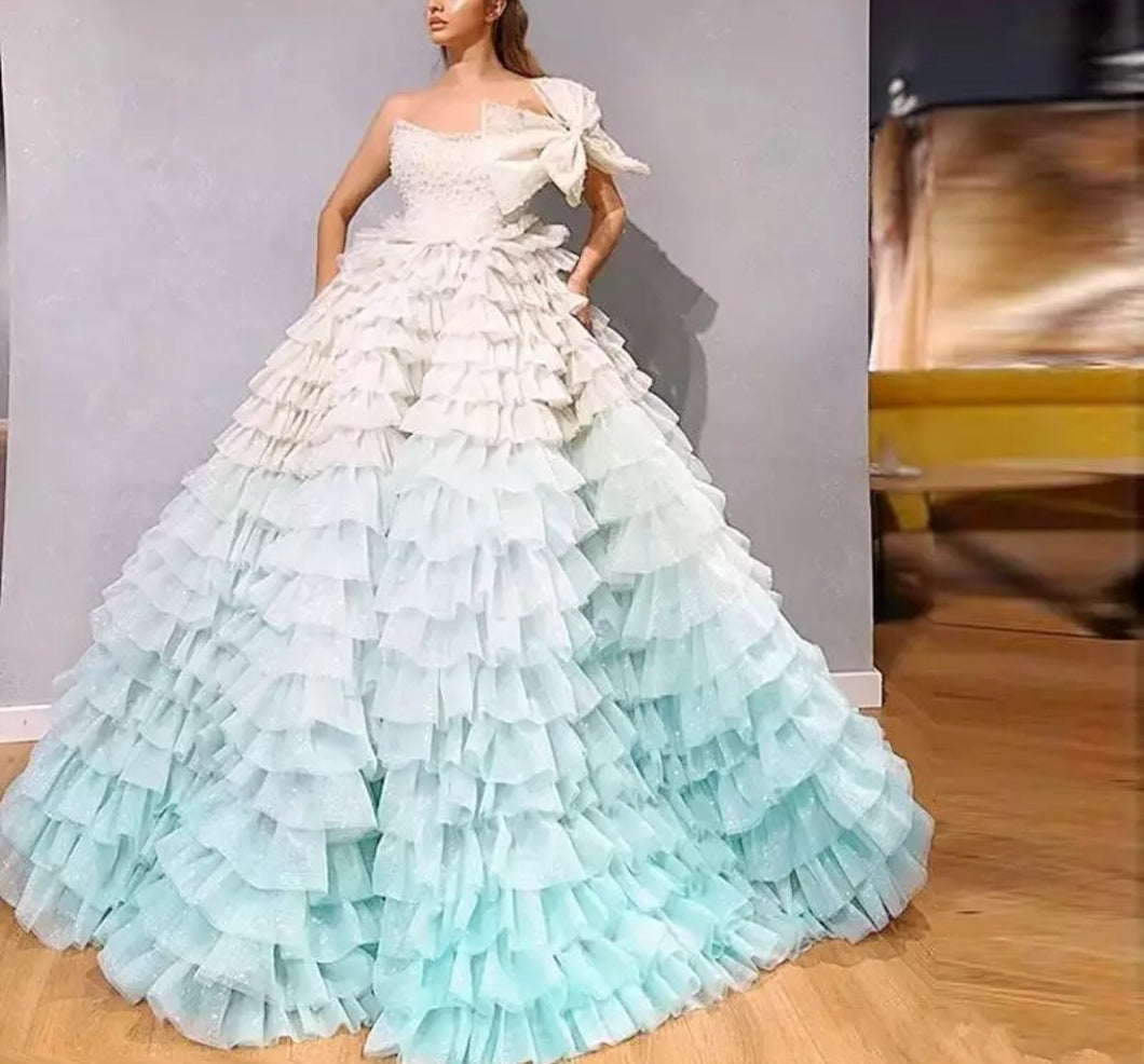 Ball Gown Pageant Dress