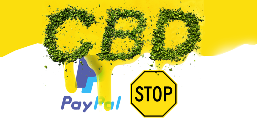 We Cannot Accept PayPal Payments Anymore