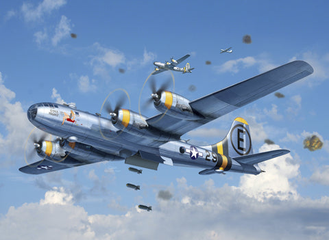 Revell Germany 1/48 B-29 Superfortress Bomber Platinum Edition Kit