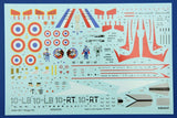 Eduard 1/48 Mirage III C Fighter Wkd. Edition Kit