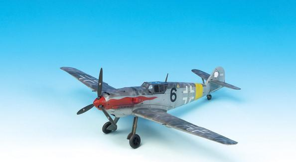 Academy Aircraft 1/48 Bf109T2 Fighter Ltd. Edition Kit