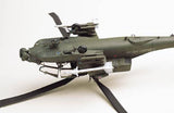 Academy Aircraft 1/48 AH64A US Helicopter Kit