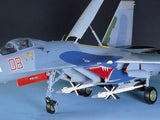 Academy Aircraft 1/48 Su27 Flanker Fighter Kit