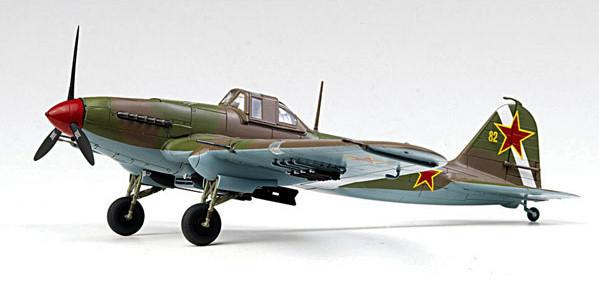 Academy Aircraft 1/72 IL2 Stormovik Fighter Kit