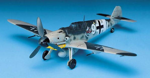Academy Aircraft 1/72 Bf109G6 Fighter Kit