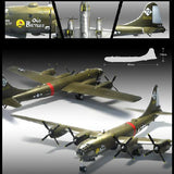 Academy Aircraft 1/72 B29A Old Battler USAAF Bomber Kit