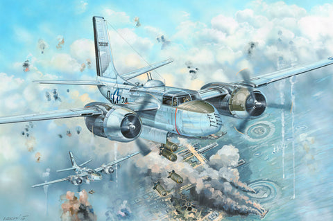 Hobby Boss 1/32 A-26B Invader Kit