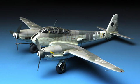 Meng 1/48 Messerschmitt Me410B2/U2/R4 Heavy Fighter Kit