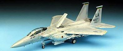 Academy Aircraft 1/48 F15E Strike Eagle Fighter Kit