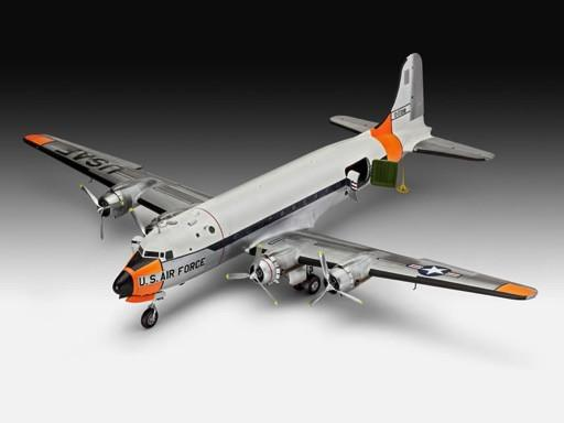 Revell Germany Aircraft 1/72 C54 Skymaster Aircraft Kit