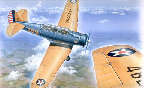 Special Hobby Aircraft 1/72 BT9/NJ1 US Trainer Aircraft Kit