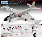 Academy Aircraft 1/72 F2H3 VF41 Black Aces USN Fighter Kit