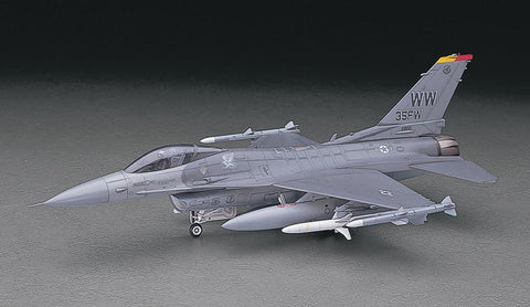 Hasegawa 1/48 F16CJ Falcon Misawa Japan US Tactical Fighter Kit