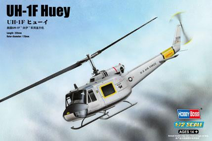 Hobby Boss 1/72 UH-1F Huey Kit