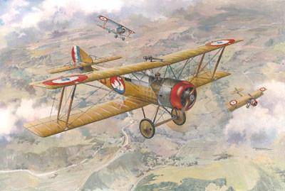 Roden Aircraft 1/48 Sopwith 1B1 WWI French BiPlane Bomber Kit