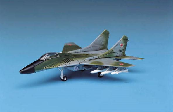 Academy Aircraft 1/144 Mig29 Fulcrum Fighter Kit