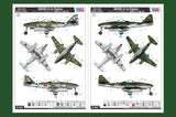 Hobby Boss Aircraft 1/18 Messerschmitt Me-262 Kit