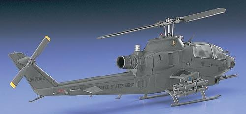 Hasegawa Aircraft 1/72 AH1S US Helicopter Kit