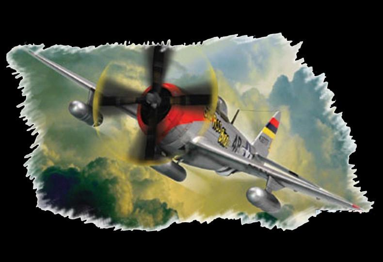 Hobby Boss 1/72 P-47D Thunderbolt Kit