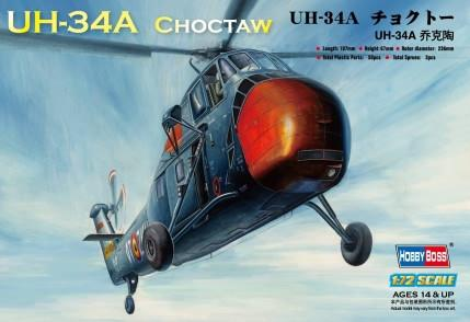Hobby Boss 1/72 UH-34A Choctaw Kit