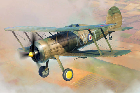 I Love Kit Planes 1/48 Gloster Gladiator Mk2 Kit