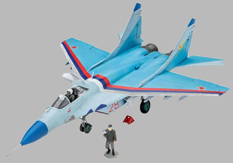 Revell Germany Aircraft 1/72 MiG-29S Fulcrum Kit