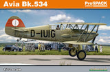 Eduard Aircraft 1/72 Avia Bk534 Aircraft Prof-Pack Kit
