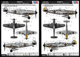 Hobby Boss Aircraft 1/48 BF-109F-4 Kit
