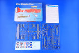 Eduard 1/48 SE5a Wolseley Viper Aircraft Wkd Edition Kit