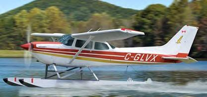 Minicraft 1/48 Cessna 172 Floatplane Kit