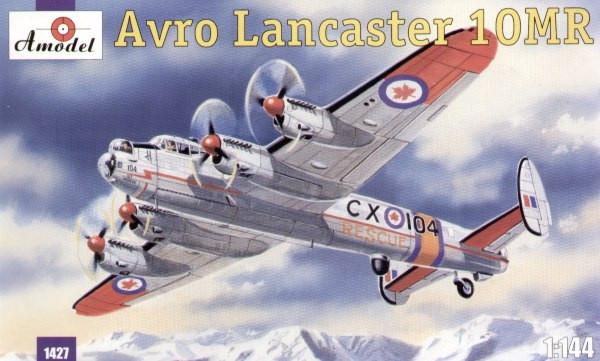A Model 1/144 Avro Lancaster 10MR Rescue Aircraft Kit