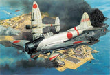 Cyber-Hobby Aircraft 1/72 Aichi Type 99 Val Dive Bomber Kit